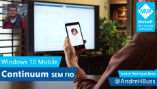 [Vídeo] Usando o Windows Continuum sem fio