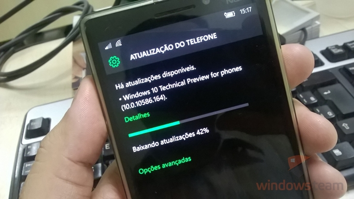 build 10586_164 windows 10 mobile