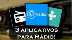 3 Aplicativos de Rádio alternativos para o seu Windows Mobile!
