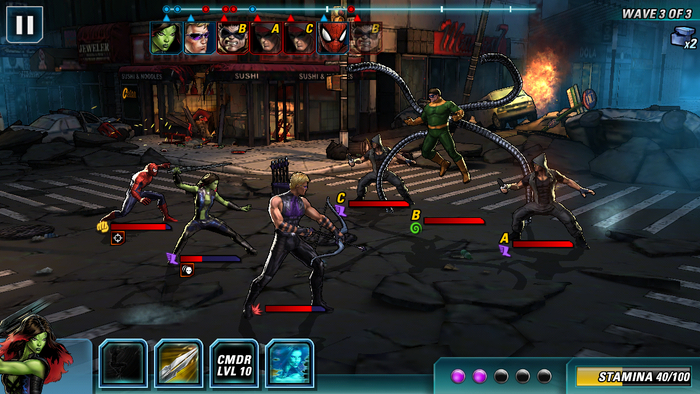 marvel avengers alliance 2 img2