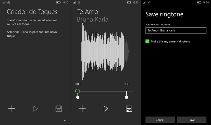 criador de toque windows 10 mobile img1