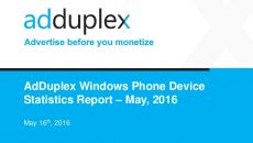 AdDuplex: Lumia 630 é o Windows Phone mais usado no Brasil e mais…