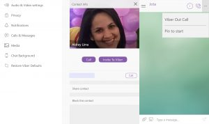 novo viber beta windows 10 mobile img3