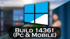 [Vídeo] Confira todas as novidades da Build 14361 do Windows 10 e Windows 10 Mobile!!