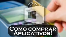 Como comprar aplicativos para Windows Phone / Windows 10 Mobile