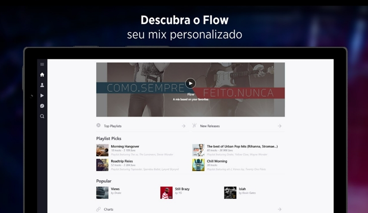 deezer windows 10 mobile new img2
