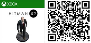 hitman go windows store qrcode