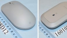 Microsoft Surface Mouse revelado
