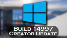 [Video] Confira as novidades da build 14997 do Windows 10 que vazou no ultimo final de semana!