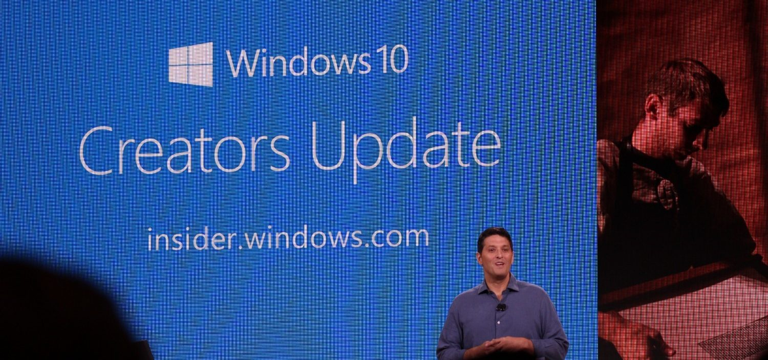Nova build liberada no programa Windows Insider para participantes do Fast Ring