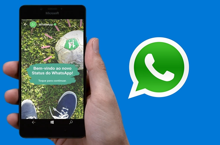Whatsapp libera o recurso de Status para Windows Phone!