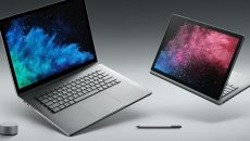Microsoft anuncia o Surface Book 2