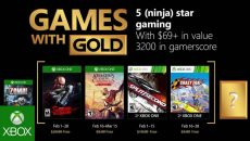 Games With Gold de fevereiro tem Assassin's Creed Chronicles: India na lista