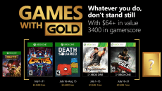 Game With Gold de julho de 2018 tem Splinter Cell Conviction e mais…