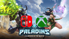Nintendo anuncia cross play com Xbox One no jogo Paladins