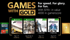 Games With Gold de agosto tem Forza Horizon 2 e For Honor