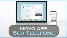"Microsoft inicia testes do app ""Seu Telefone"" para integrar Android e IOS ao Windows 10!"