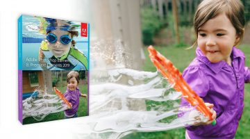 Adobe Photoshop Elements 2019 disponível para o Windows 10