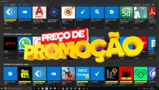 Ofertas especiais de apps na Microsoft Store para Windows 10