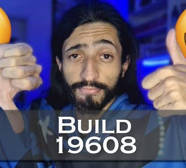 Build 19608: Veja as novidades do Windows 10