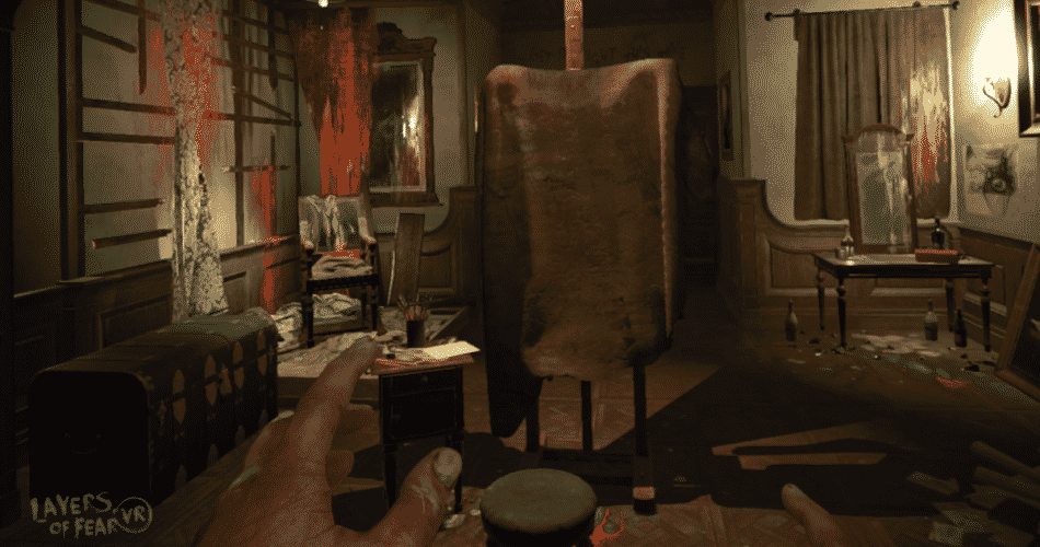 Famoso Layers of Fear VR é lançado para Oculus VR