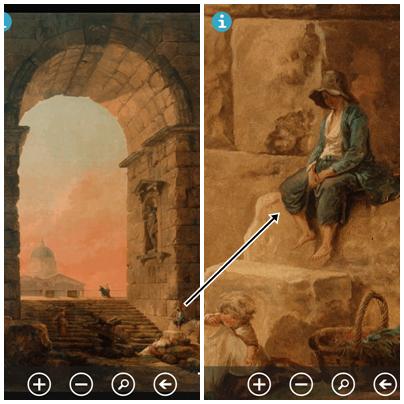 Obras de arte em seu Windows Phone 7
