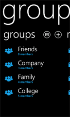 Interface Group SMS
