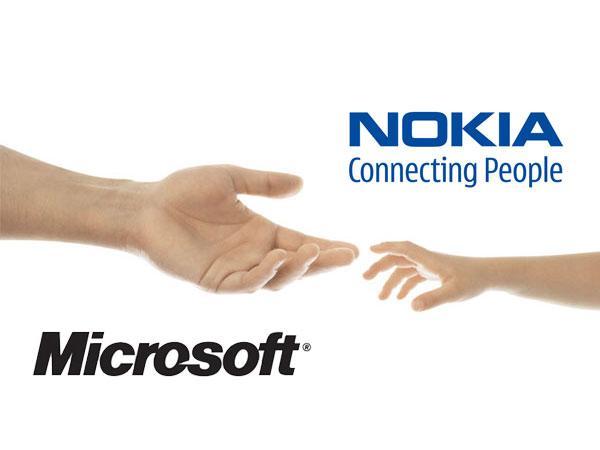 Nokia e Microsoft firmam parceria oficialmente