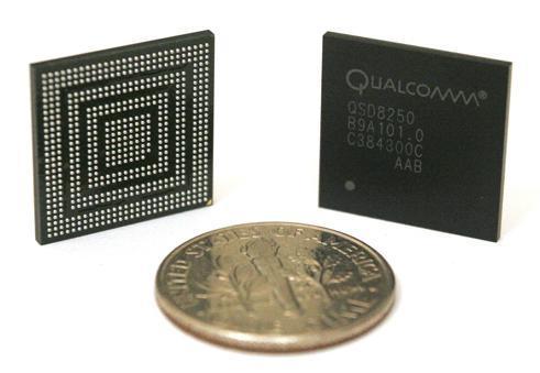 Qualcomm vai lançar novos processadores Quad-Core