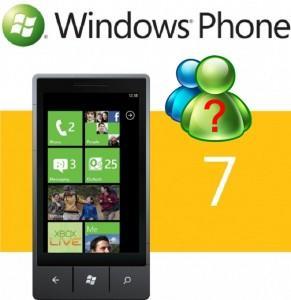 windows phone 7 messenger