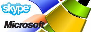 microsoft parceria skype