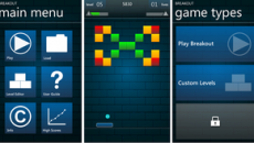 Jogo Breakout está disponível de graça na Marketplace