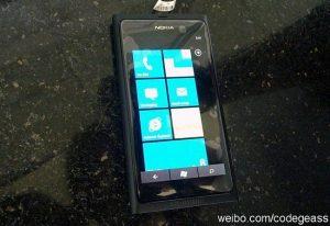 nokia see ray primeiro windows phone 7