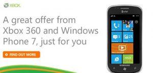 windows_phone_7 xbox 360