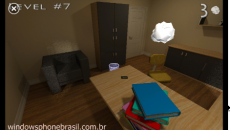 3D Paperball é um jogo muito legal, muito bem feito e muito diferente