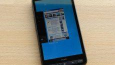 HTC HD2 agora com Marketplace na atualização Mango