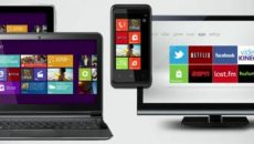Interface Metro do Windows 8 aparece em apresentação de Steve Ballmer