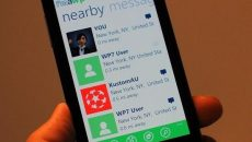 Aplicativo I'm a WP7! ajuda a revelar nome de novos Windows Phone pelo mundo
