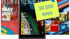 Marketplace para Windows Phone agora com mais de 30.000 aplicativos e jogos disponíveis