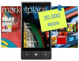 marketplace 30000 aplicativos windows phone