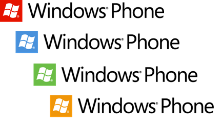 windows phone 7 nova logo varios