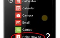 Windows Phone Mango terá aplicativo de ajuda ao usuário