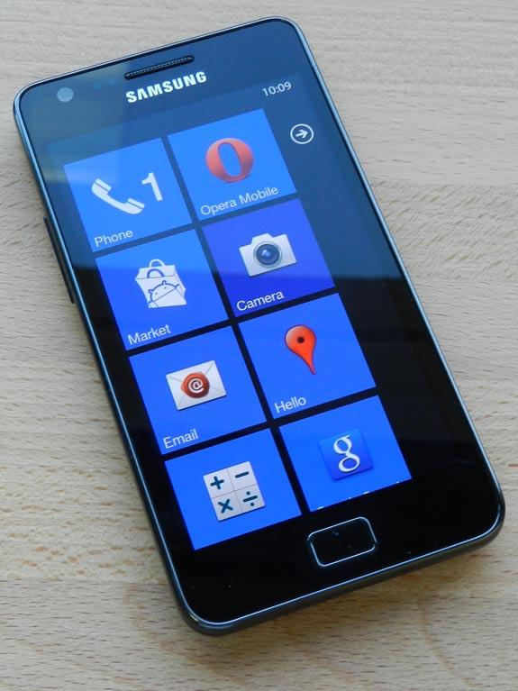 launcher7 android windows phone