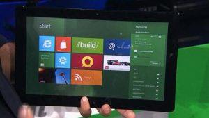 Windows 8 Samsung Tablet
