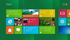 Microsoft apresenta oficialmente o novo Windows 8 com uma interace baseada no Windows Phone