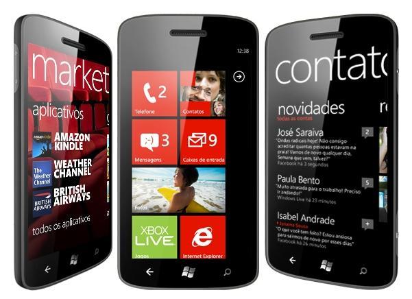 windows phone em portugues