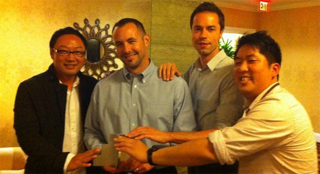 Microsoft foi agraciada com 3 prêmios no IDEA 2011.