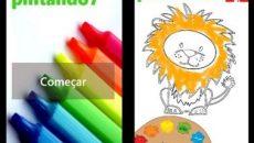 Pintando7 é um aplicativo para seu filho brincar um pouco com seu Windows Phone