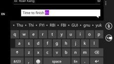 Bug no teclado virtual dos Windows Phone com a Mango