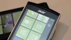 Acer quer lançar um novo aparelho com Windows Phone, mas reclama da falta de Marketing por parte da Microsoft